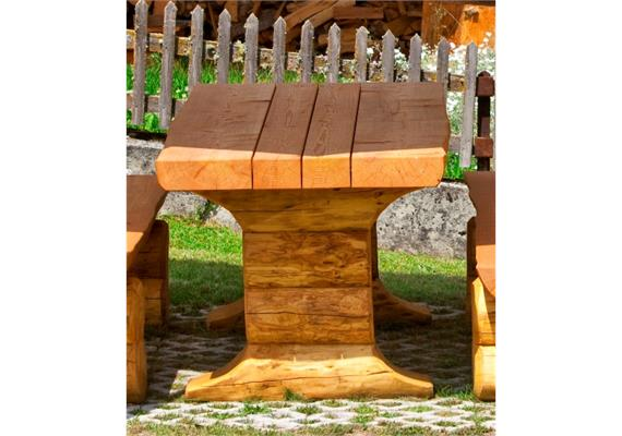 Pische, Gartentisch - Länge 250 cm